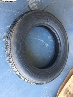 Bias Ply Tire (Continental)