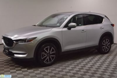 2018 Mazda CX-5 Grand Touring AWD (Sonic Silver Metallic)