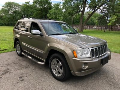 2006 Jeep Grand Cherokee Overland (GOLD)