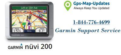 Garmin Nuvi Models Errors and Garmin Nuvi 265w 1-844-776