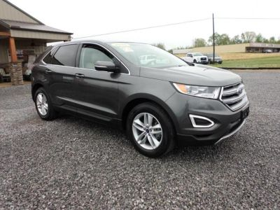 2016 Ford Edge FWD SEL (Gray)