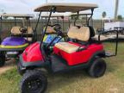 2018 gas club car precedent golf cart / lifted /any color / ONLY 7250.00