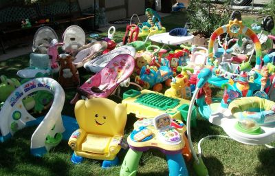Lot's Of Kids Items