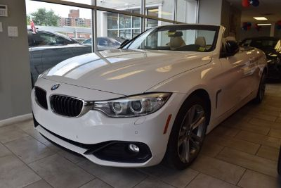 2015 BMW Legend 428i xDrive (White)