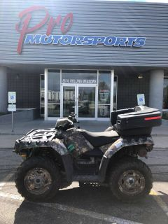 2013 Polaris Sportsman XP 850 H.O. EPS Browning LE ATV Utility Fond Du Lac, WI