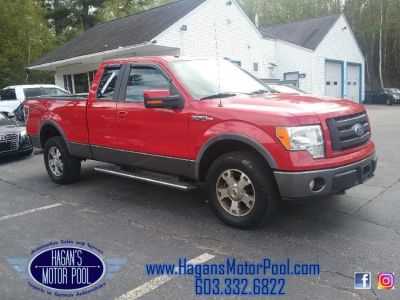 2009 Ford F-150 XL (Bright Red)