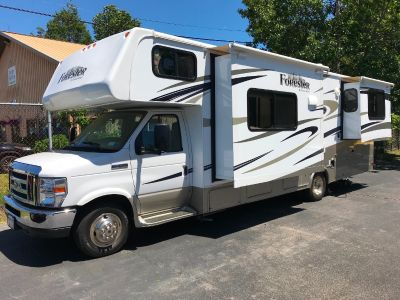 2013 Forest River FORESTER 2861DS