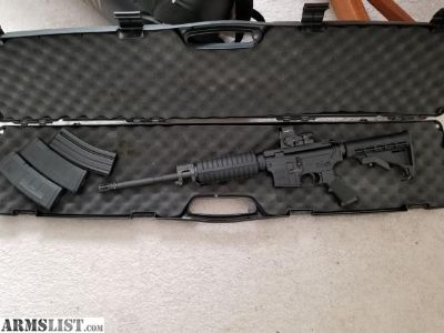 For Sale: AR15 - Windham SRC with Sight Mark