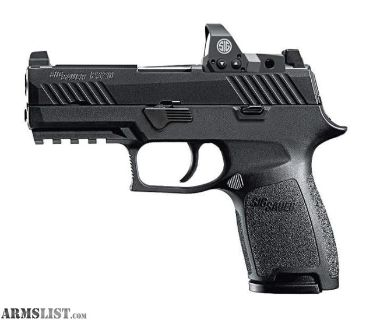 For Sale: SIG Sauer P320 RX w/ Reflex Optic - New in Box