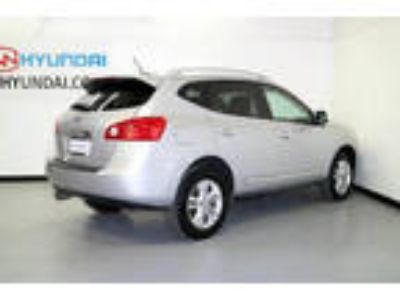2012 Rogue Nissan S 4dr Crossover