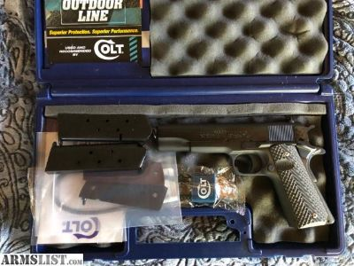 For Sale: Colt 1911 Government 45