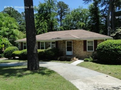 Nice Brick Home in Convenient Area!