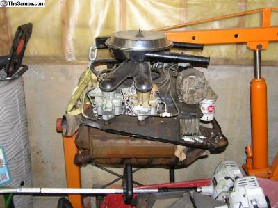 140 Corvair Engine & VW conversion package