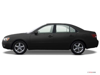 2006 Hyundai Sonata LX (Ebony Black)