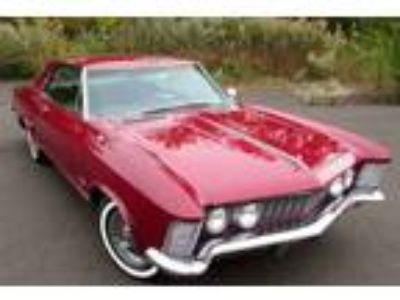 1964 Buick Riviera Coupe 401 V8