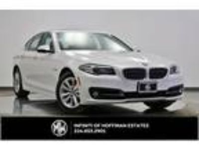 2016 BMW 5 Series 528i xDrive