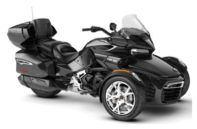 2019 Can-Am Spyder F3 Limited 3 Wheel Motorcycle Chesapeake, VA