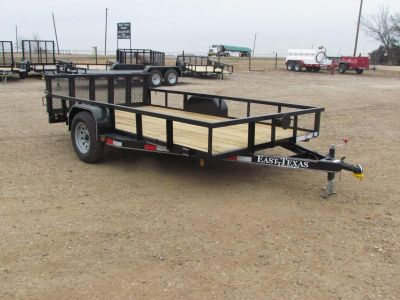 $1,235, 2014 Other Single Axle Utility Trailer