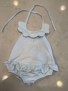 Little English brand bathing suit, size 24months