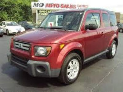 $3,500, Nice2008 Honda Element EX