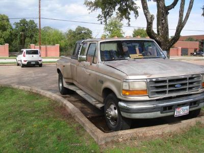 1993 Ford F-350 Dually