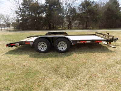 2018 Other 83X18 CAR HUALER - WITH BRAKE Car Haulers Trailers Chanute, KS