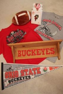 $40 Ohio State Buckeye Memorabilia