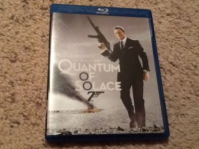 Quantum of Solace BluRay