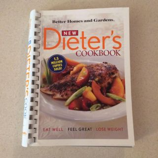 Cookbook - New Dieter's Cookbook by Better Homes and Gardens