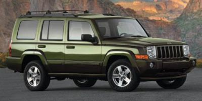 2007 Jeep Commander Base ()