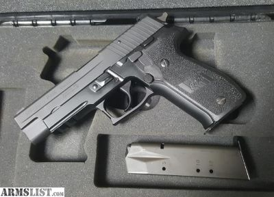 For Sale: PRICE REDUCED! SIG SAUER P226 Stainless