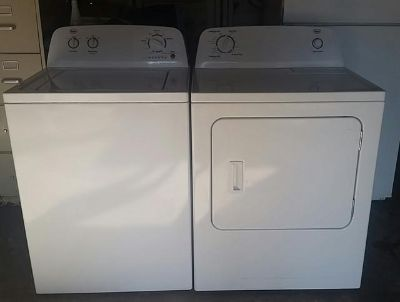$460,  ROPER  Washer  Dryer   elect   NEWS    $ 460