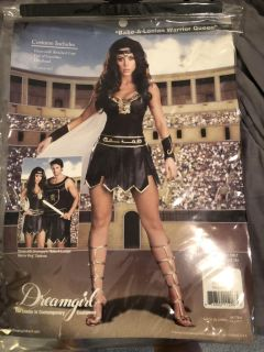 Babe-A-Lonian Warrior Queen Costume