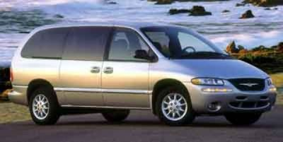 2000 Chrysler Town & Country LXi (Golden White Pearl Tri-Coat)
