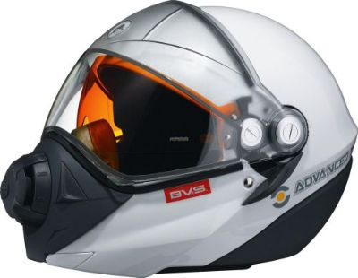 Sell Ski-Doo BV2S Helmet - White motorcycle in Sauk Centre, Minnesota, United States, for US $449.99
