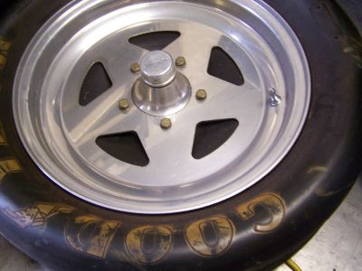 MONOQUE Wheels Spindel Mount & Rears