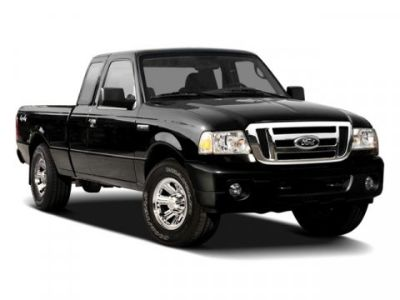 2009 Ford Ranger Edge (Dark Shadow Grey Metallic)