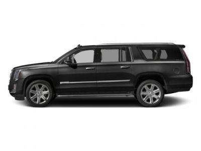 2018 Cadillac Escalade ESV Luxury (Black Raven)