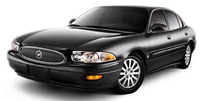 2005 Buick LeSabre Custom (Platinum Metallic)
