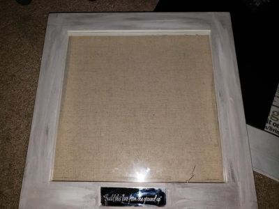 Memory Box/Picture Frame