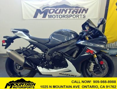 2015 Suzuki GSX-R750 Supersport Ontario, CA