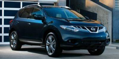 2014 Nissan Murano S (Midnight Garnet Metallic)