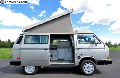 1990 Westfalia - Full camper / Automatic