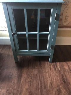 Target small side table/cabinet