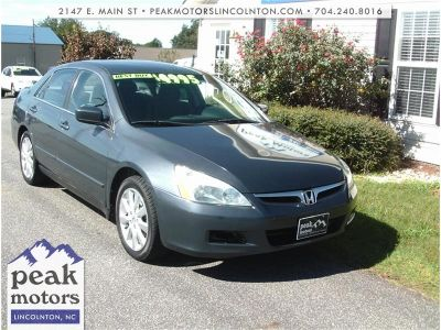2007 Honda Accord Special (Gray)