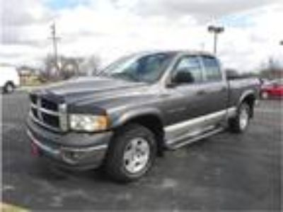Used 2002 Dodge Ram 1500 Quad Cab in Greenville, OH