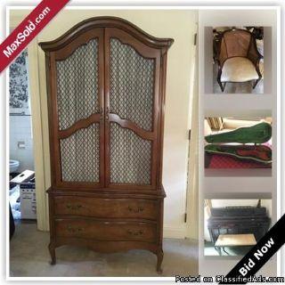 Riverdale Estate Sale Online Auction