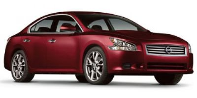 2013 Nissan Maxima 3.5 SV (Metallic Slate)