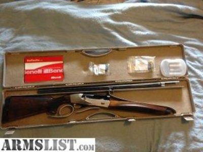 For Sale: Benelli ethos