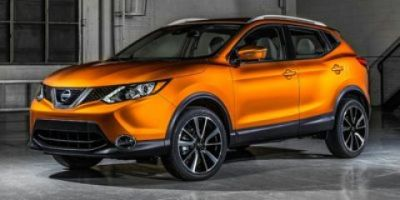 2018 Nissan Rogue Sport S (Magnetic Black)